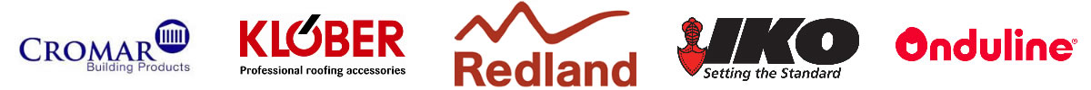 Redland, IKO & more at Roofinglines