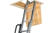 Youngman Easiway Loft Ladder 3 Section - 2.3m - 3.0m