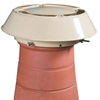 Colt Cowls Colt Top All Purpose Chimney Cowl - Buff