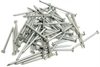 Galvanised Round Wire Nails - 30mm x 2.65mm - Pack of 6205 - 5kg