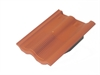 Ubbink UB62 In Line Tile Vent for Mendip Tile / Double Pantiles - Terracotta