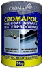 Cromar Cromapol One Coat Instant Waterproofing - Clear - 5L