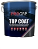Cromar PRO 25 GRP Topcoat - Fire Retardant - 20kg - Dark Grey