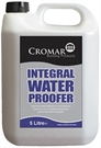 Cromar Integral Liquid Waterproofer - 5L