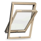 Dakea KDV C2A B700 Good Pine Centre Pivot Roof Window 55x78cm