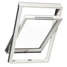 Dakea KPV C2A 1000 Better PVC Centre Pivot Roof Window 55x78cm