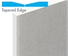 Knauf Tapered Edge Drywall Vapour Panel - 2400mm x 1200mm x 12.5mm