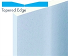 Knauf Tapered Edge Drywall Soundshield Panel - 2400mm x 1200mm x 12.5mm