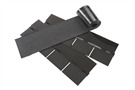 Coroshingle Detail Strip Slate Grey 7.5m x 0.3m Roll