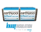 Knauf Earthwool DriTherm 37 Standard Insulation Board - 1200mm x 455mm x 75mm (4.37m²)