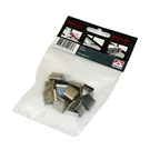 Ubbink Ubiflex Flashing Fixing Clips - Pack of 25