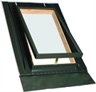 FAKRO WGI 01 Pine Double Glazed Top Hung Access Skylight 46x55cm