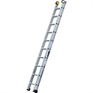 Youngman Industrial 500 2 Section Extension Ladder - 3.1m - 5.15m