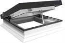 ECO+ Electric Flat Glass Rooflight 60x60cm