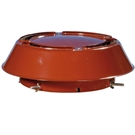 Colt Cowls Colt Top Trade Chimney Cowl - Terracotta
