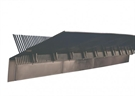Klober Vented Eaves Protector with Comb Filler - 1m - Pack of 20