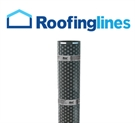 Roofinglines Bipol Standard SBS Torch-on Felt - Black - 8m x 1m - 4.5kg