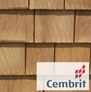 Cembrit Eastern MC Treated Cedar Shingles - White - 2.3m²