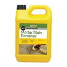 Everbuild 407 Mortar Stain Remover - 5L - Pack of 4