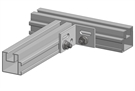 Aslon Decking Terrace System Multi Angle Bracket