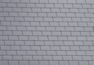 "Cembrit Westerland Fibre Cement Slate - 600mm x 600mm / 24"" x 24"" - Graphite"