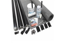 ClassicBond EPDM Garage Roof Kit - 3.05m x 5m