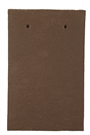 Marley Concrete 143 Plain Eaves / Top Tile - Smooth Brown