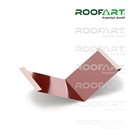 Roofart Double-Module Umbrella Standard Valley - Brick Red