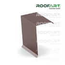 Roofart Double-Module Umbrella Small Exterior Gable - Brown