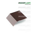 Roofart Double-Module Umbrella Apron Eaves - Brown