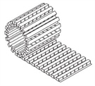 Marley Continuous Rafter Roll - 6m (pack of 2)