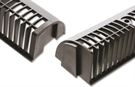 Easy-Trim Slide & Lock Over Fascia Vent - 10mm x 1000mm (2x 500mm) - Box of 60