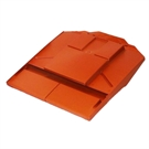 Ubbink UB8 In Line Plain Tile Vent - Terracotta