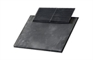 Slate-Line Smooth Slate Vent - 500mm x 250mm