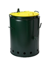 Grun Bitumen Boiler with Tap & Insulation - 10 Gallon