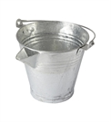 Galvansied V Lip Bucket