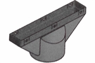 Marley Eternit In-line Ridge Ventilator Stepped Adaptor for Fibre Cement Slate