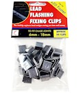 Lead Flashing Fixing Clips / Hall Clips - Pack of 50