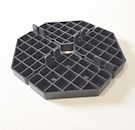 Castle Heavy Duty Plastic Stackable Paving Support - 16mm