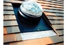 Monodraught Diamond Dome Gallery Sunpipe For Slate Roof - 230mm Diameter