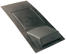 Corovent Harcon HV1 Economy Slate Vent - 600x300mm / 500x250mm