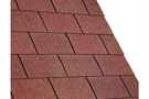 IKO Armourglass Square Butt Shingles - Tile Red - Pack of 21 - 3m²
