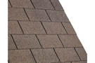 IKO Armourglass Square Butt Shingles - Brown - Pack of 21 - 3m²