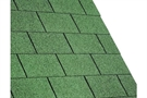IKO Armourglass Square Butt Shingles - Forest  Green - Pack of 21 - 3m²