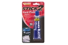Everbuild Stick 2 Hard Plastic Adhesive - 30ml
