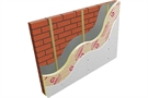 Celotex GA4000 Foil Backed Insulation Board - 1200mm x 2400mm x 75mm