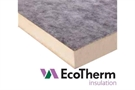 EcoTherm Eco-Torch Insulation Board - 1200mm x 600mm x 80mm