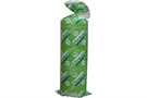 Non-Itch Recycled Plastic Bottle Loft Wool Insulation - 2 Rolls - 570mm x 8m x 100mm - Pack of 5