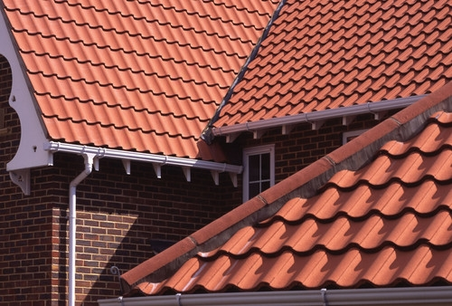 Redland Fenland Pantile Traditional Terracotta Roofinglines
