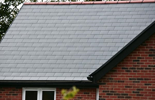 Marley Thrutone Fibre Cement Slate 500x250mm Roofinglines